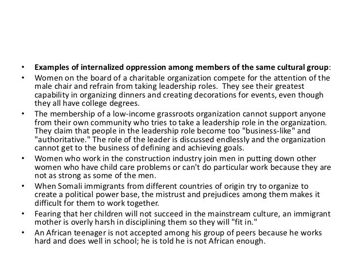 Swk1003 Volunteering Oppression And Isms