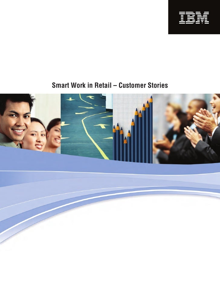 Smart Work in Retail – Customer Stories