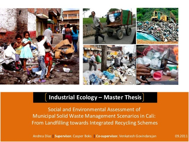 thesis on hotel waste management Thesis statement log in × scroll to top waste management essay examples 16 total results an argument in an overview of the measures for managing waste in.