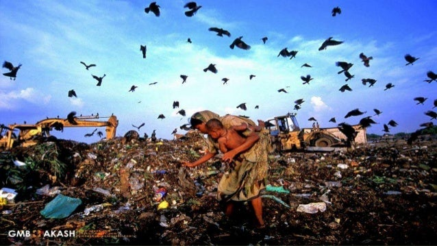 ▪ The capital produces around 6000 tons of domestic waste every day (Dhaka South City Corporation (DSCC)-3,300 tons/day an...