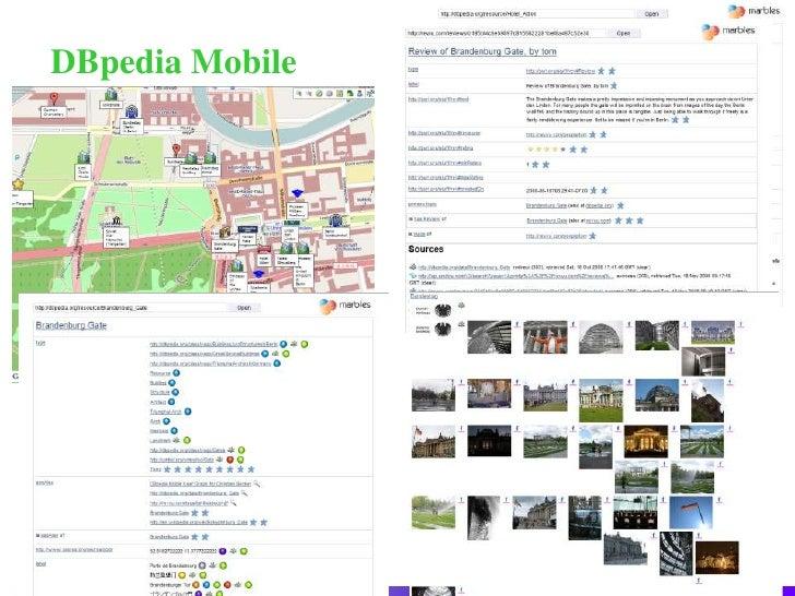 DBpedia Mobile<br />