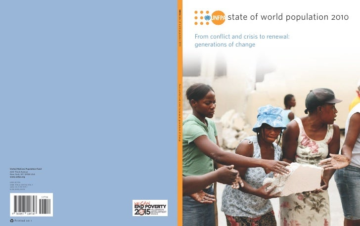 state of world population 2010From conflict and crisis to renewal:generations of change