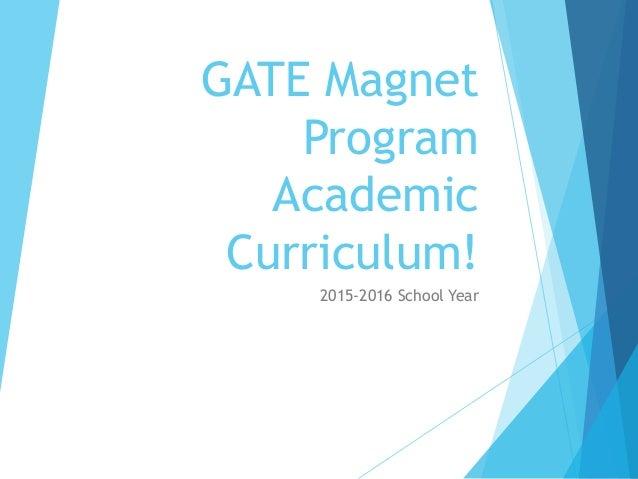 EBR Parish School System Magnet Programs