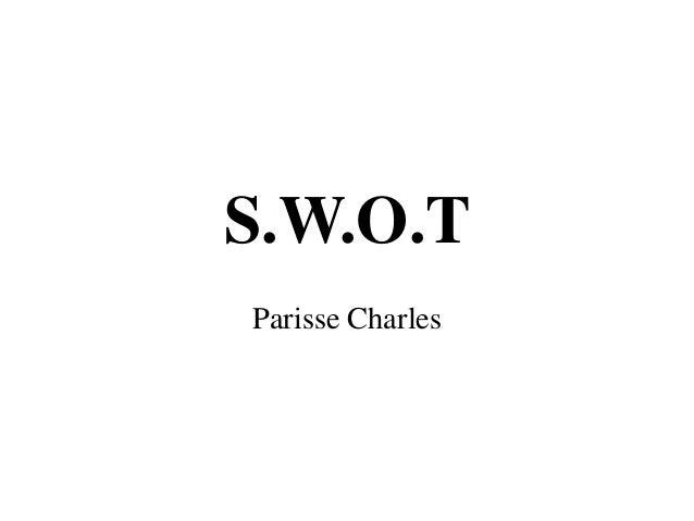 S.W.O.TParisse Charles