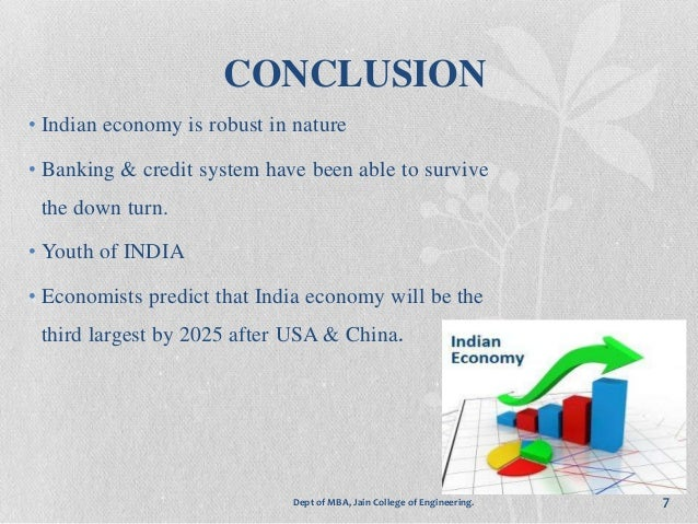 India Economic Outlook
