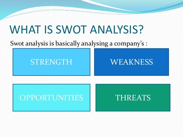 Swot Analysis For Hospitality Industry