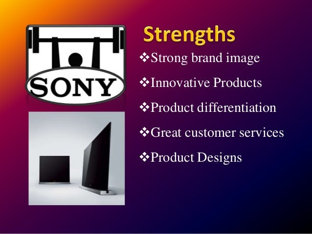 business analysis of the sony corporation 【市場調査資料・データ】sony corporation (6758)  analyst's summarization of the company's business strategy - swot analysis.