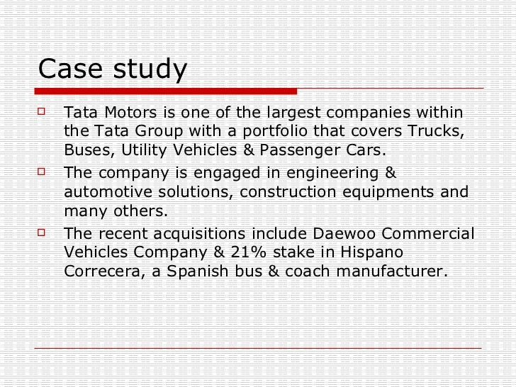 swot analysis of daewoo motors Company profile swot analysis recommendations/ suggestions references  &  tata prima (the world truck designed by tata motors and tata daewoo.