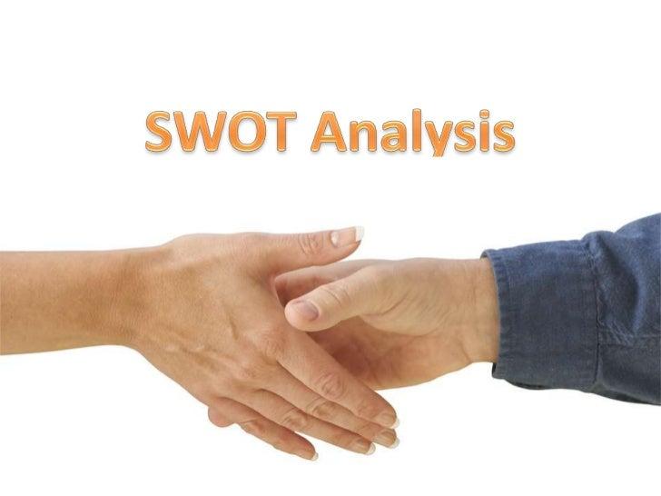 SWOT Analysis<br />