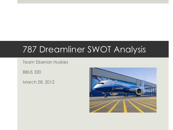 THE BOEING 7E7 Case Solution & Answer
