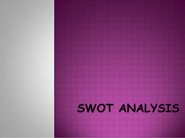 swot analysis on mobilink Swot analysis strength in pakistan cellular market mobilink was already prevailing in the market for technological analysis of industry with.
