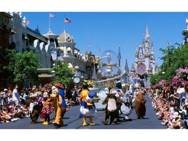 Swot analysis of The Walt Disney Company