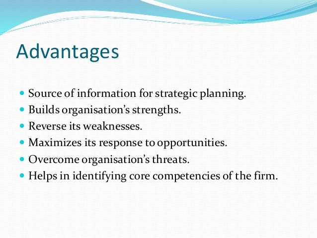swot management and digital terrestrial transmission Swot-analysis helps to understand company's strengths, weaknesses, opportunities, and possible threats against it.