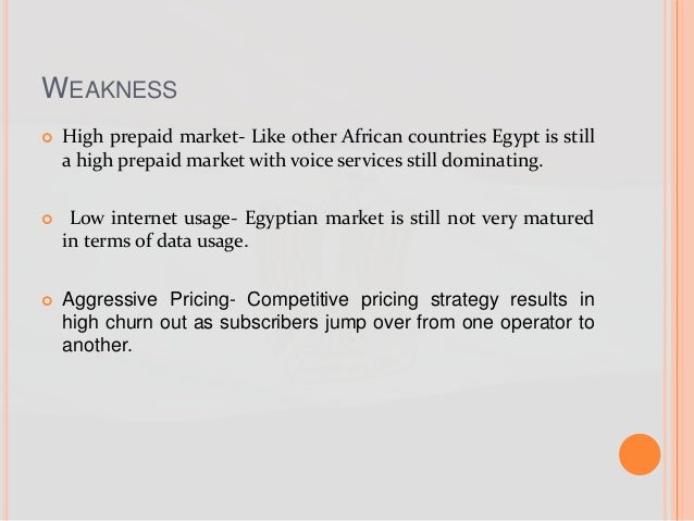swot egypt And is expected to continue outperforming the us and the eu ▫ however, the region is predicted to experience a decline in gdp growth in 2011, following the arab spring, with the average gdp growth rate for the region expected to decline from 55% in 2010 to 50% in 2011 egypt is expected to see gdp growth of just 1.