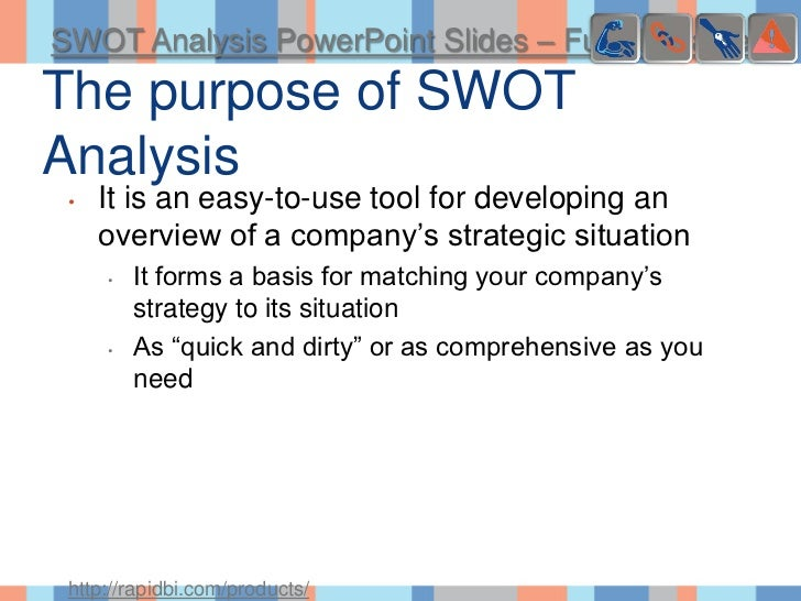What Is the Purpose of a SWOT Analysis?