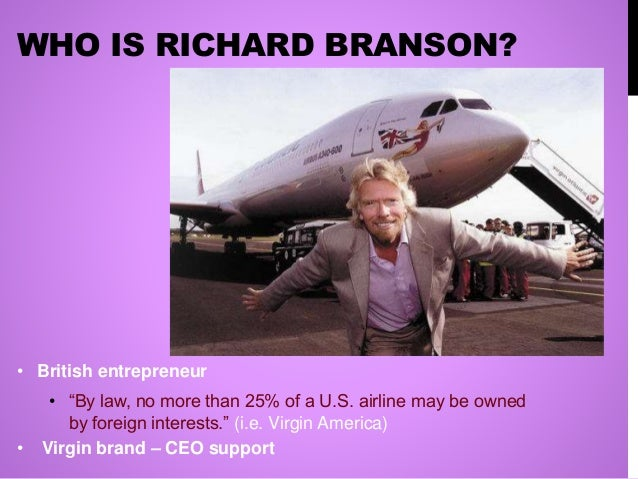 richard branson swot analysis Virgin atlantic airways ltd - strategic swot analysis review, global data   - founded by richard branson (rb), as a result of his charismatic vision to business.