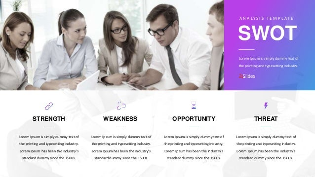 SWOT Analysis Powerpoint Templates | Free download