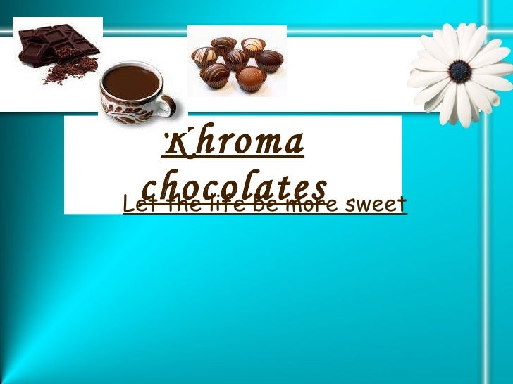 swot analysis for handmade chocolates In addition, lucrative growth opportunities lie in handmade chocolates and signature chocolate-based products global chocolate market: segment analysis.