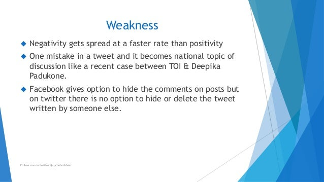 twitter swot Swot analysis is a strategic planning method that looks at: strengths weaknesses opportunities threats it is commonly used in business development and marketing, but it is a great tool to apply to long term investing strategies as well when making any investment decisions about a company, you should carefully analyze these points as.