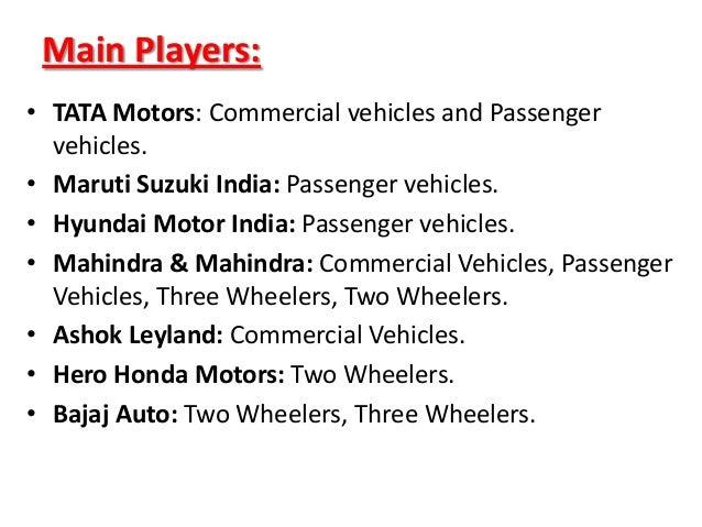 Swot analysis of hero honda 2 wheelers