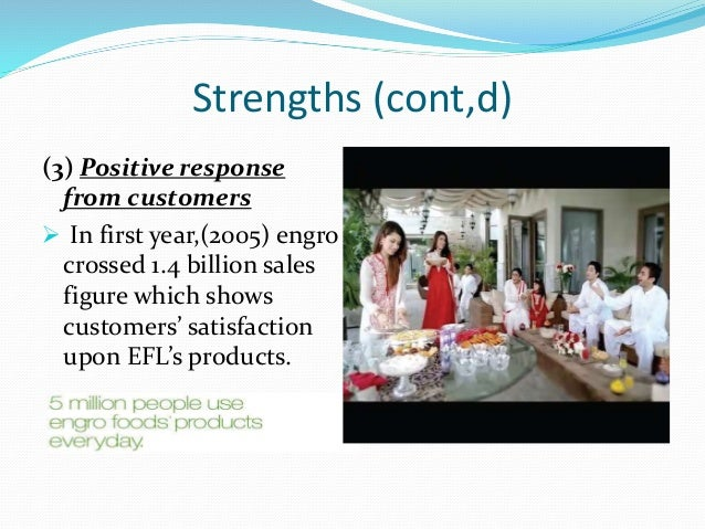 "swot analysis for engro foods Swot analysis play a vital role in the growth of a business and almost every business experience the swot analysis and has a substantial impact is found in the company""s growth efl is also doing swot analysis to know the brand""s strength, weaknesses, opportunity, and threat to compete in dairy industry."
