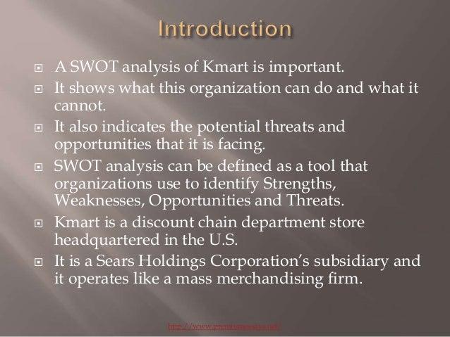 Kmart Corporation - Company Profile & SWOT Analysis