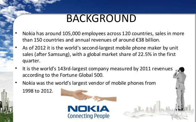 nokia case study analysis This article highlights nokia's strategy in the emerging markets and its latest service offerings in the indian rural market like the one of our case studies.