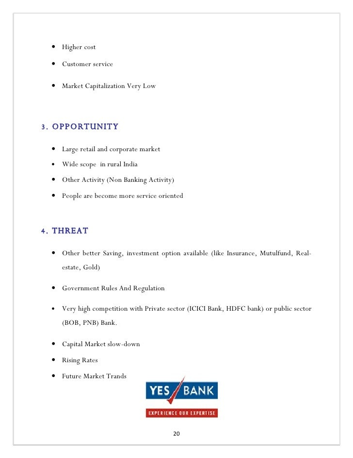 Strategic and SWOT Analysis Report on HDFC Bank