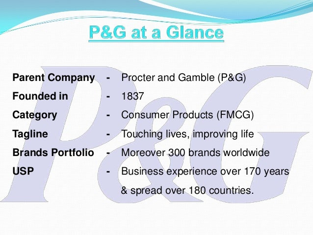 procter and gamble market research Online video case 91 procter & gamble: using marketing research to build brands as of 2011, procter & gamble (wwwpgcom) delivered products to nearly.