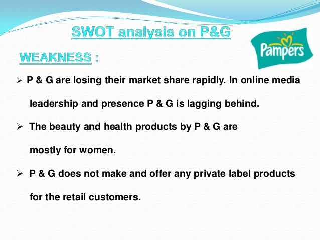 Swot analysis for procter and gamble places that buy video games for cash