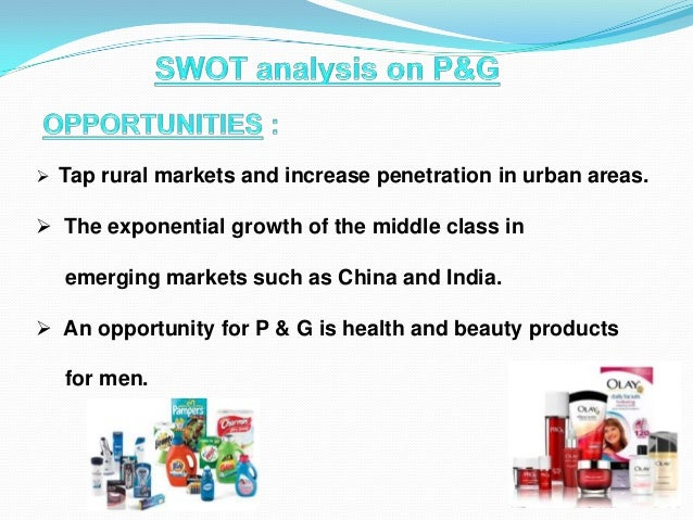 swot p g Competitor list for p&g details of hundreds of p&g competitors - spiderbook.