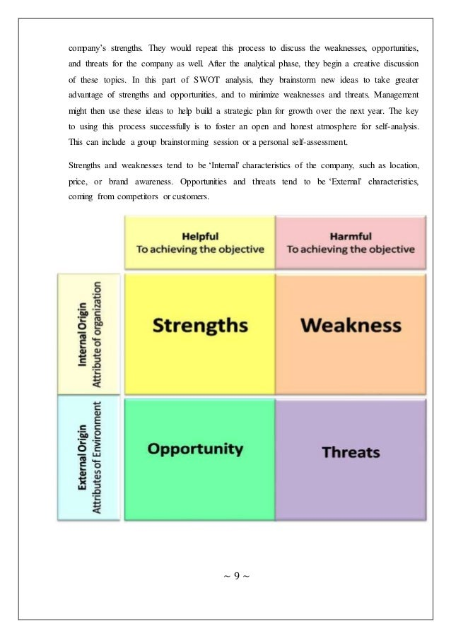 Swot Analysis Of Tatamotors