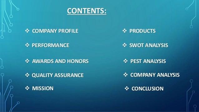 WWF SWOT Analysis