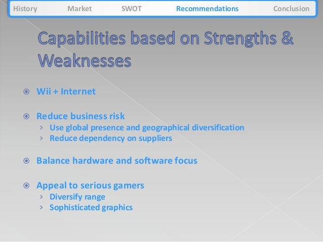 sony entertainment swot Sony music entertainment swot analysis profile additional information what is a swot analysis it is a way of evaluating the strengths, weaknesses, opportunities, and threats that affect something see wikiwealth's swot tutorial for help remember, vote up the most important comments.