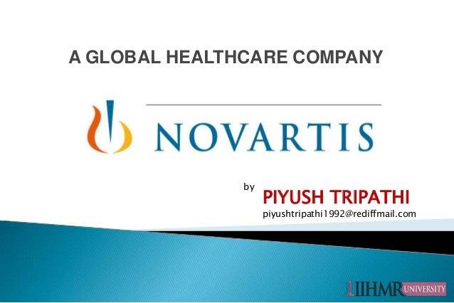 swot analysis of novartis