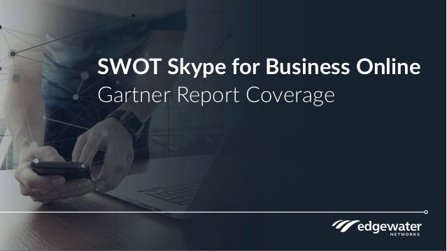 skype swot analysis - to provide exhaustive pest analysis for all five regions - to profiles key mobile voip players influencing the market along with their swot analysis and market strategies some of the important players in mobile voip market are facebook, inc, apple.