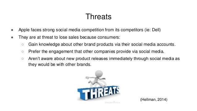 apple threats swot