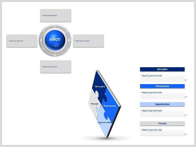 Swot Powerpoint Template By Ex Mckinsey Consultants