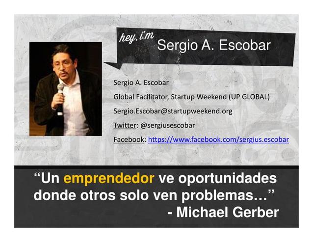 """9;  $ 2$$=6$   !=$$ $  6===-6#$ $  """"Un emprendedor ve oportunidades  donde otros solo ven problemas…""""  - Michael Gerber"""