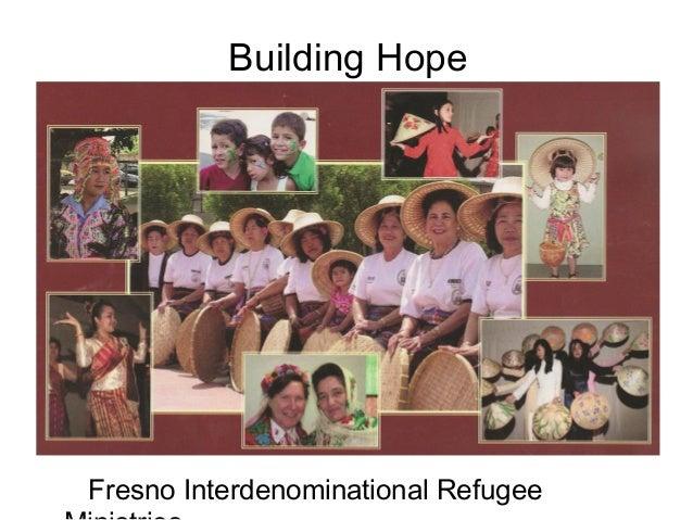 Building Hope Fresno Interdenominational Refugee