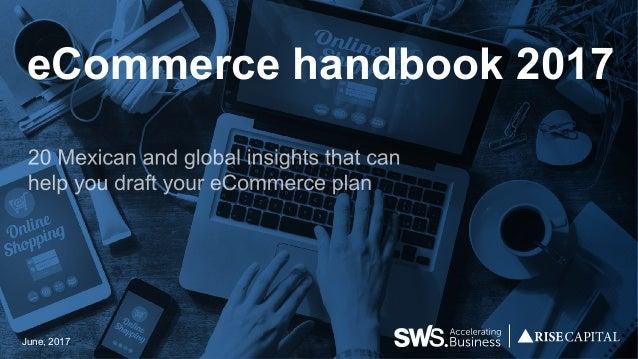 eCommerce handbook 2017 June, 2017