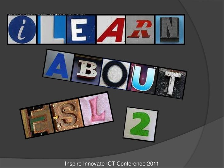 Inspire Innovate ICT Conference 2011<br />