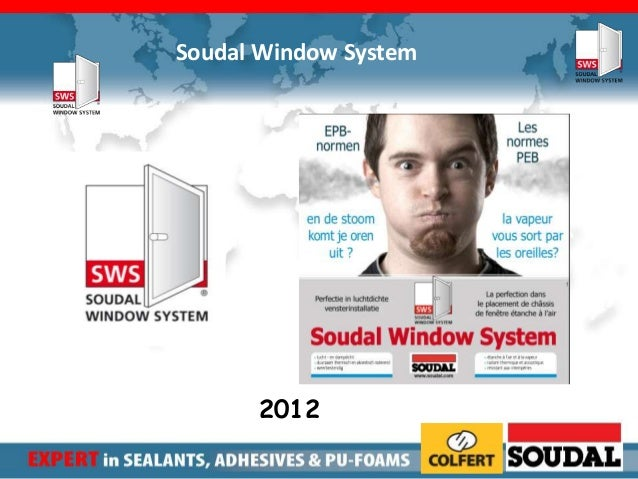 Soudal Window System2012