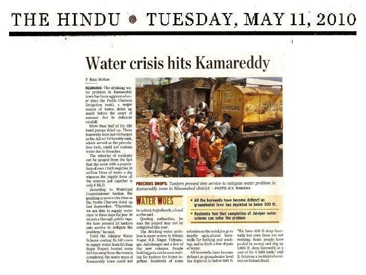 SWSW Save Water, Serve Water. Courtesy:  IYSO Team INDIA, Karimnagar-(A.P), INDIA-505 001 Slide 3