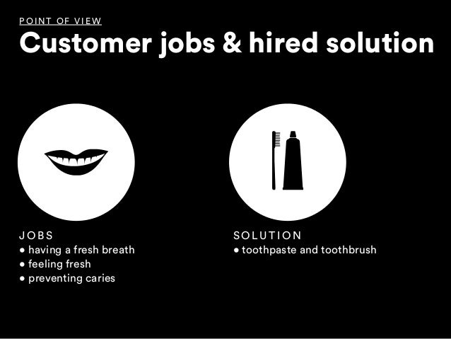 Capturing Contexts: A workshop with jobs-to-be-done tools / Service Experience Camp 2015 Slide 3