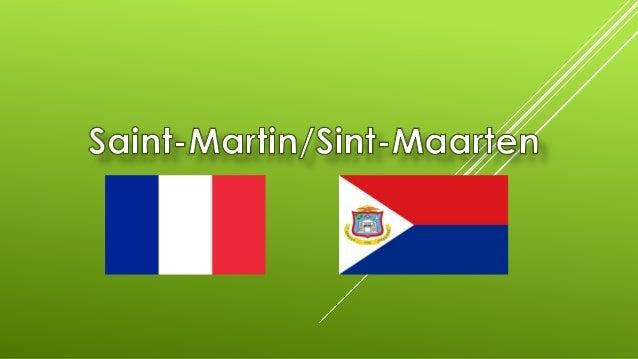 ADMINISTRATION ST-MARTIN Statut politique :Collectivité d'outre-mer de la République française  Chef-lieu: Marigot  Gou...