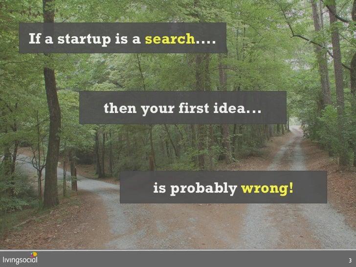 Aaron Batalion, LivingSocial, Lean Startup SXSW Slide 3