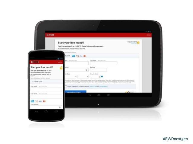 Phone/Tablet #RWDnextgen
