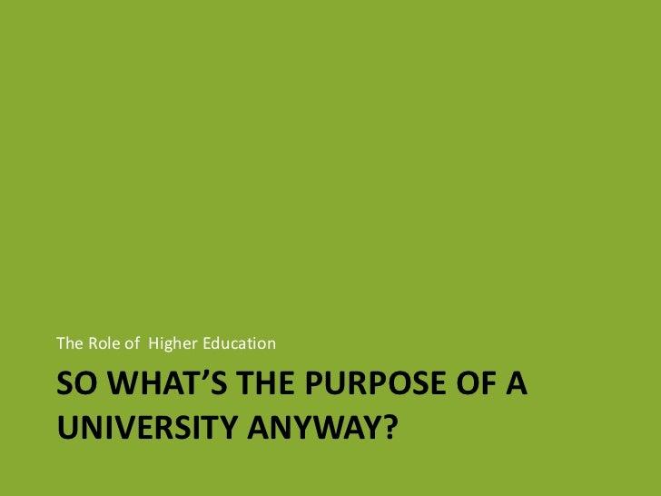 "Universities in the ""Free"" Era - SXSW 2010 Presentation Slide 3"