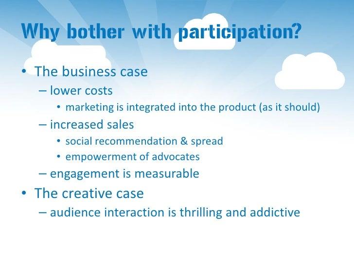 Participation for Interactive Narratives Slide 3